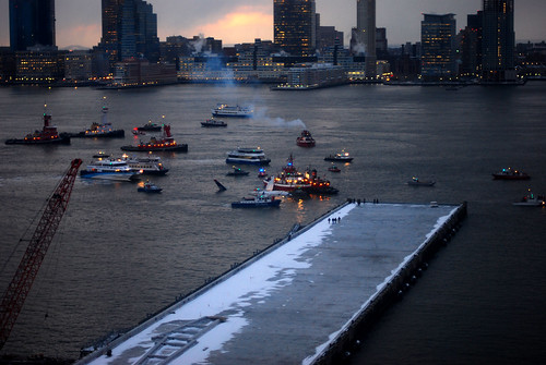 Hudson River Plane Crash 2011