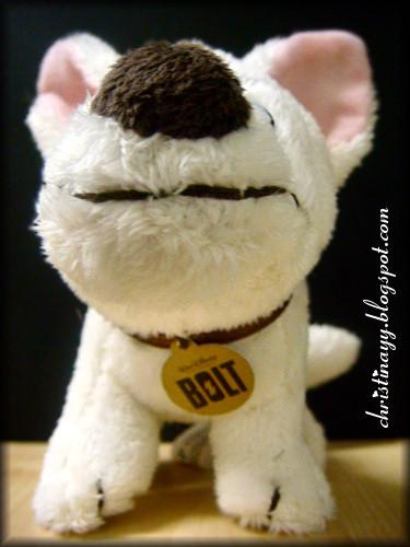 Walt Disney Pictures' Bolt (Soft Toy)