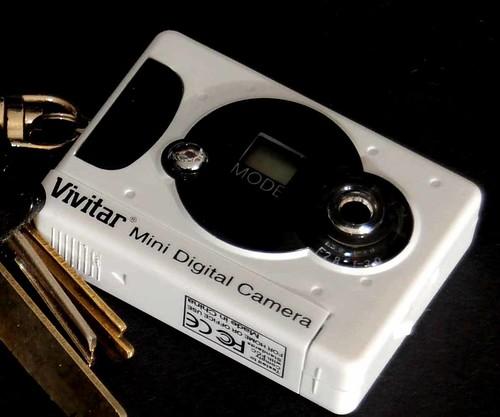 $10 Vivitar Keychain Camera
