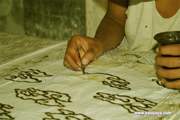 Handwritten Batik - Bondowoso