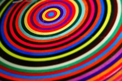 Color in a Picture is like Enthusiasm in life (@Doug88888) Tags: pictures life uk pink blue red england orange blur color colour yellow museum digital canon circle happy eos is photo rainbow colorful bright image unitedkingdom bokeh united vincent picture like images round buy colourful dslr purchase concentric enthusiasm vangough tablemat 400d doug88888