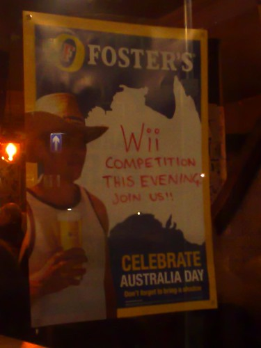 Wii Competition in pub