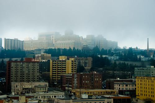 PacMed in Fog