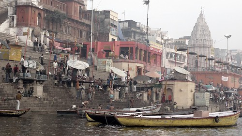 Varanasi, foto di Manuela Ladu