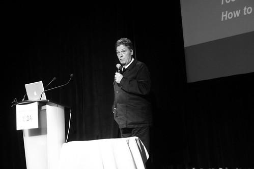John Thackara keynote at Interaction '09 in Vancouver