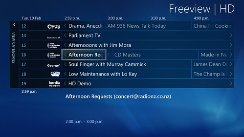 freeview tv guide nz app