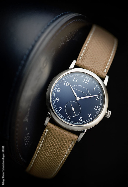 Long Term Report: A. Lange & Sohne 1815
