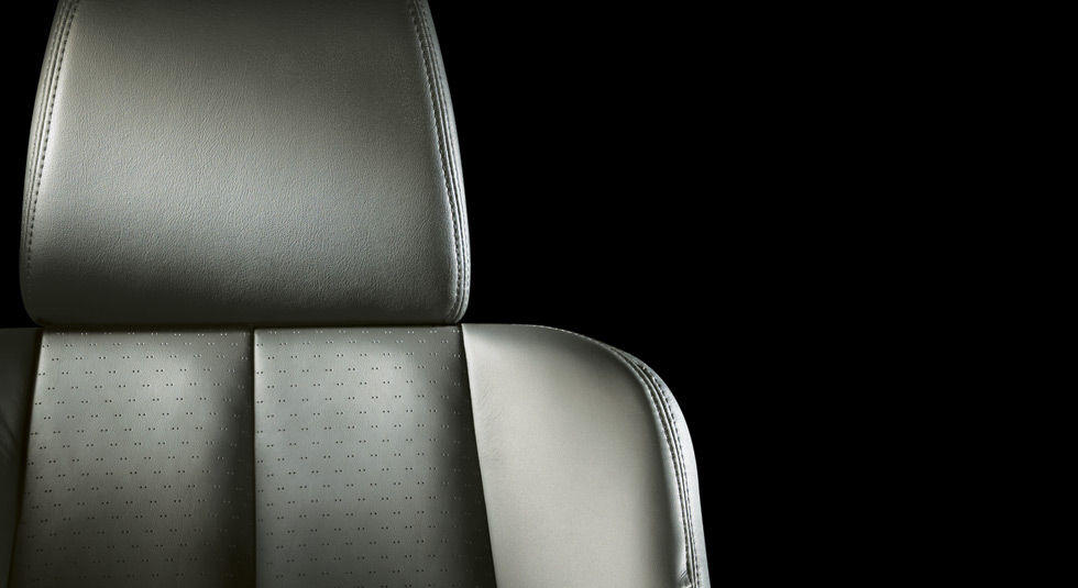 Mazda 6 Grand Touring leather-trimmed seats