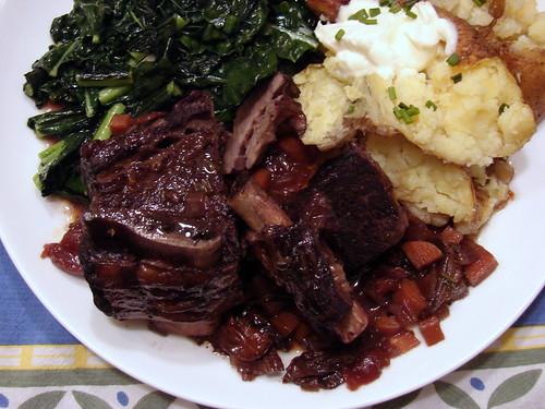 Dinner:  February 10, 2009