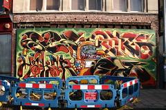 KTF Stokes Croft (knautia) Tags: uk england streetart bristol graffiti poer february 2009 haka haker ktf stokescroft riks epok sepr