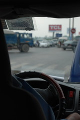 Mini Bus Driver, Hanoi