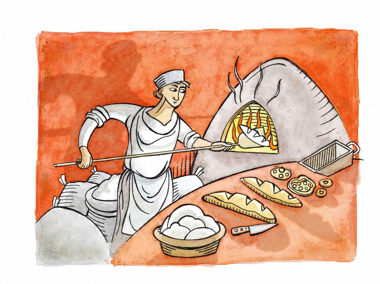 Sobre el pan... (6)