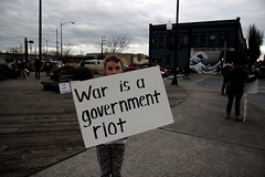 War is a Government Riot