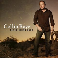 Collin Raye - Never Going Back Album Cover