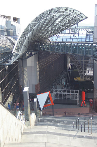 Kyoto station complex