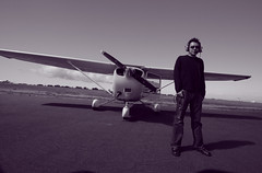 Catalina Lunch Time Trip (Daryl's World TTL) Tags: catalina flight cessna