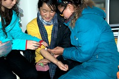DSC_9546 (Scot Frank) Tags: china water quality testing scot bacteria shem waterquality ecoli qinghai turbidity watertesting microbial coliform afsdxvrzoomnikkor18200mmf3556gifed colilert scotfrank petrifilm scotgfrank shemgroup