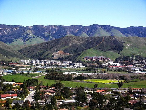 Northern Cal Poly Campus, San Luis Obispo, CA