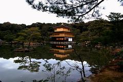 Kinkaku-ji (Elvira Zollerano) Tags: japan kyoto kinkakuji giappone meraviglia tempiodelpadiglionedoro vogliadipace