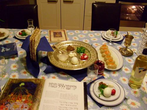 Pessach Seder 5769