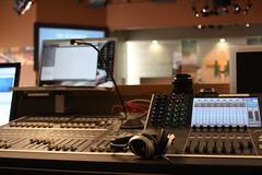 Yamaha M7CL 48 channel audio mixer at Grace EV Free Church (Brian A Petersen) Tags: church digital la worship imac cross brian mixer free screen grace christian ev yamaha pro headphones production mirada audio channel 48 bose fader evangelical petersen macbook m7cl bpbp brianpetersen brianapetersen