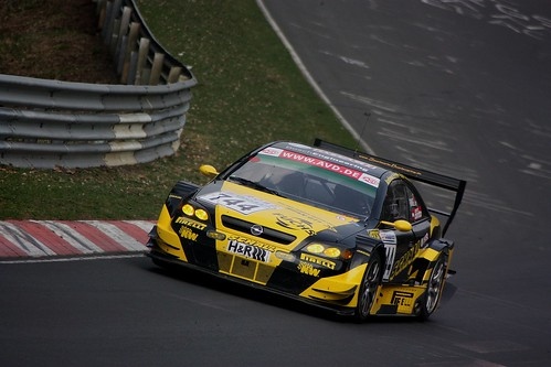 Opel Astra V8 Coupe DTM