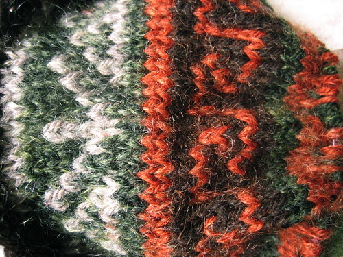 gytha colourwork detail