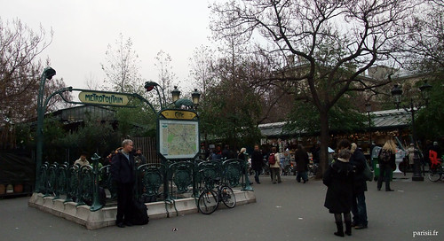 Station style Art Nouveau, Hector Guimard