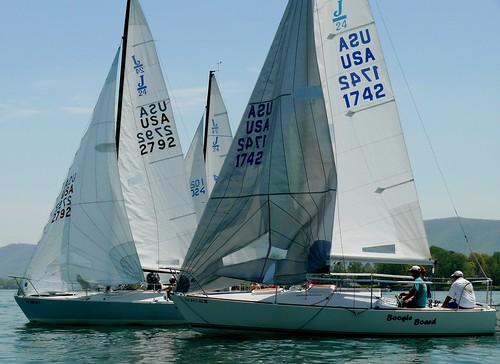 sailboat virginia sailboatracing smithmountainlake byra
