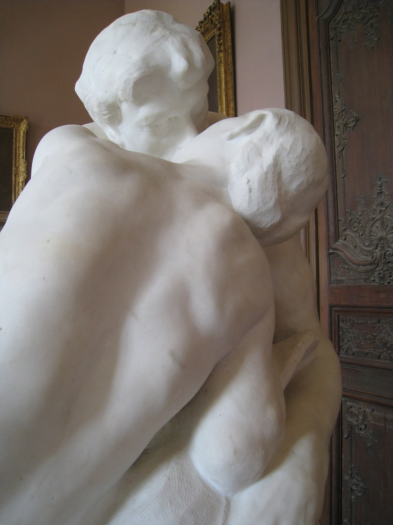 Musee Rodin & Rodin Gardens, Paris, France
