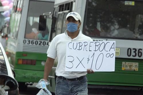 Precio CubreBocas