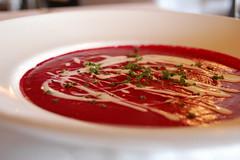 beet soup by stu_spivack, on Flickr