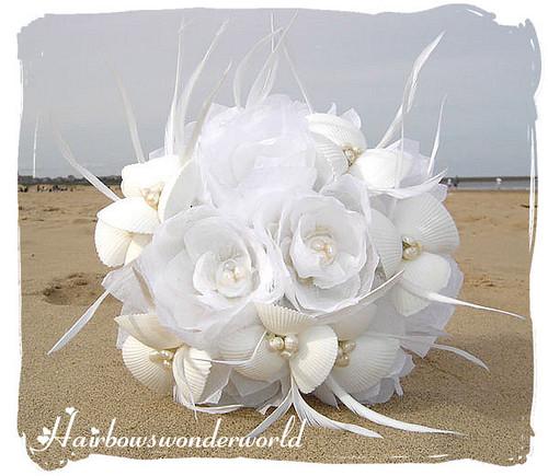 SUMMER BREEZE bridal bouquet
