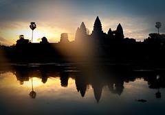 Angkor Wat morning