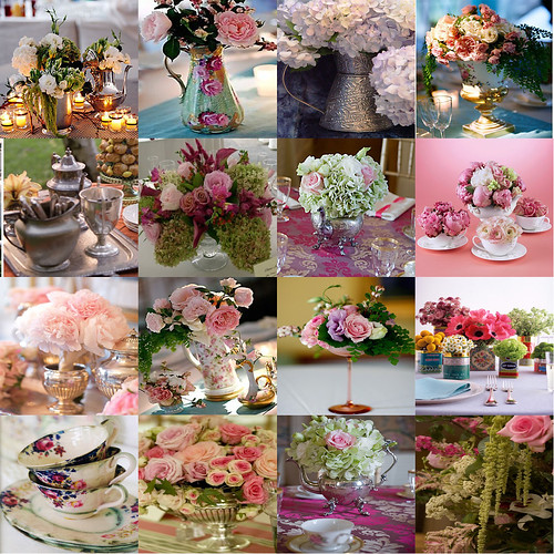 Vintage Wedding Centerpieces Ideas: Noot's Blog: We Spent An Enjoyable Evening With Great Food