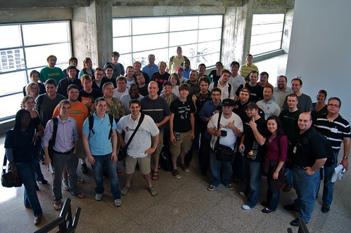 Barcamp BHam Group Photo