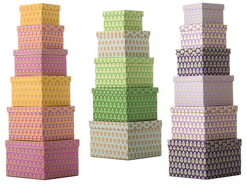 Folded Paper Box Patterns - LoveToKnow: Answers for Women on