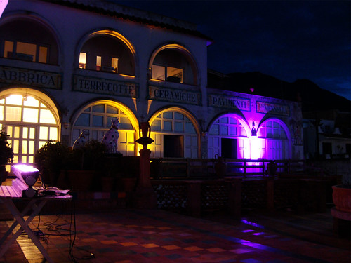 lighting tests in ischia