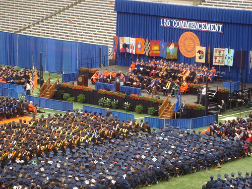 SU Graduation 2009 - Ceremony