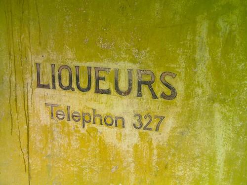 Liqueurs, Telephon 327