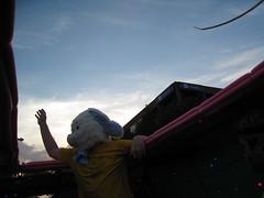 Bunny (cee emily) Tags: houston artcar artcarparade houstonartcarparade2009