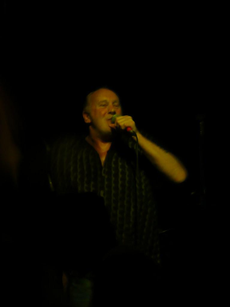 May 5, 2009: Roger Chapman @ Jazz Cafe