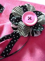 Fuxico lindo (Minhas Crias) Tags: artesanato fuxico tecido trabalhosmanuais retalhos