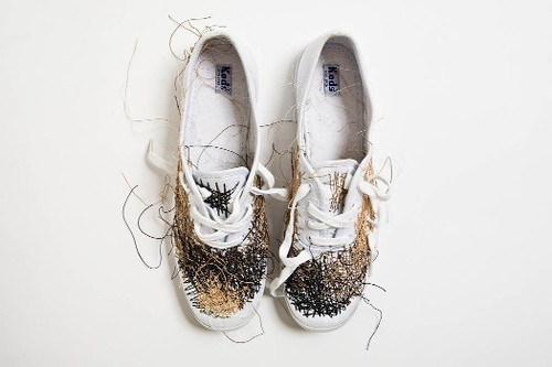Keds for Worn Journal