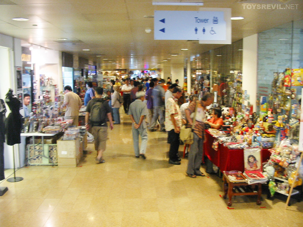 China Square Central Flea Market on Sunday (May 24)