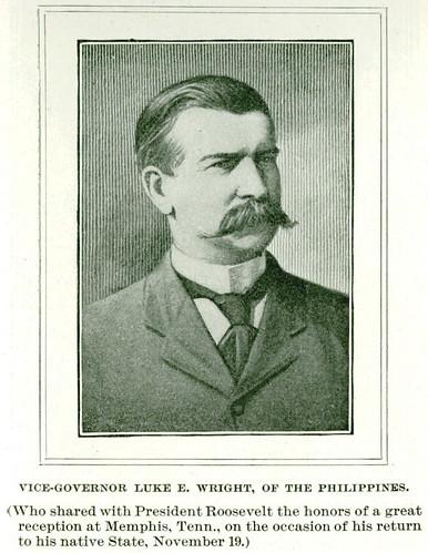 Luke E. Wright (1846-1922)