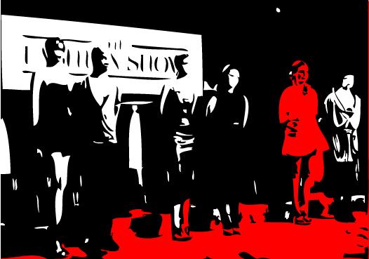 Bravo The Fashion Show Episode 4 Art