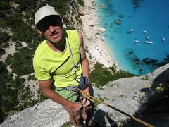 Aguglia di Goloritzé climbing - Arrampicare in Sardegna