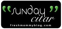 Badge: Sunday Citar