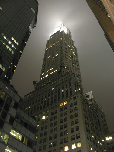 The Empire State Building by Night